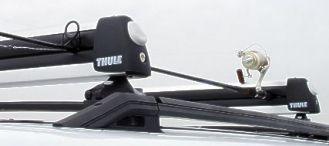 Striperonline for Thule fishing rod holder