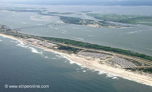 Overview Of Field 5 4 And Robert Moses Bridge