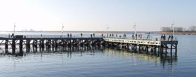 Magnolia beach fishing the best beaches in the world for Jones beach fishing pier